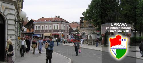 Kantonalna uprava za pitanja branitelja i invalida domovinskog rata Travnik