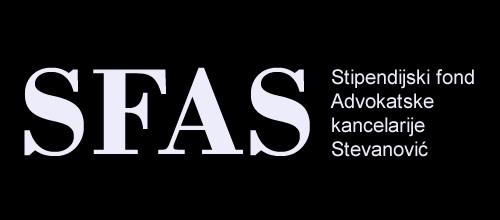 Stipendijski fond Advokatske kancelarija Stevanović