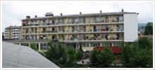Studentski centar Univerziteta u Sarajevu - Studentsko naselje Bjelave